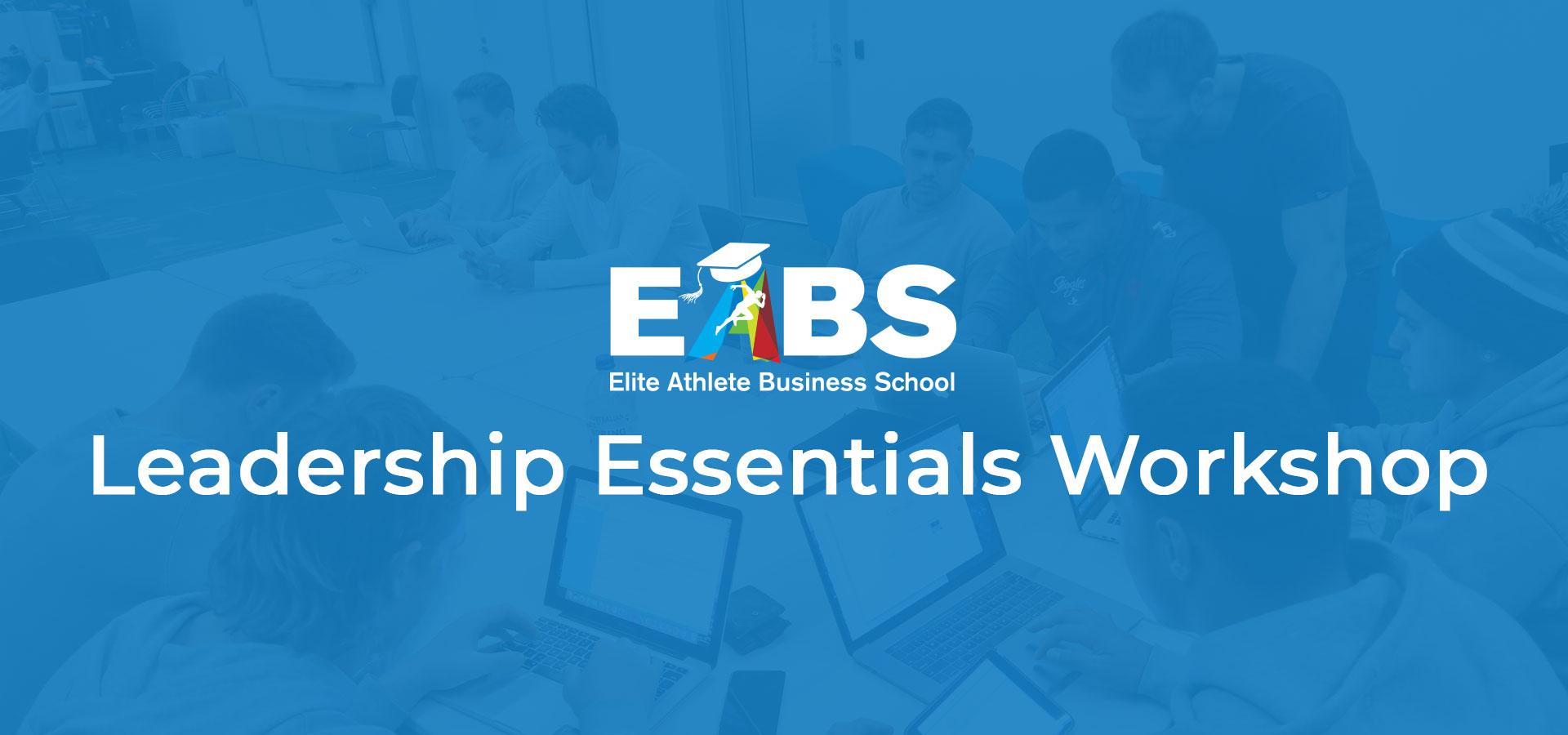 EABS-Workshop-Leadership-essentials