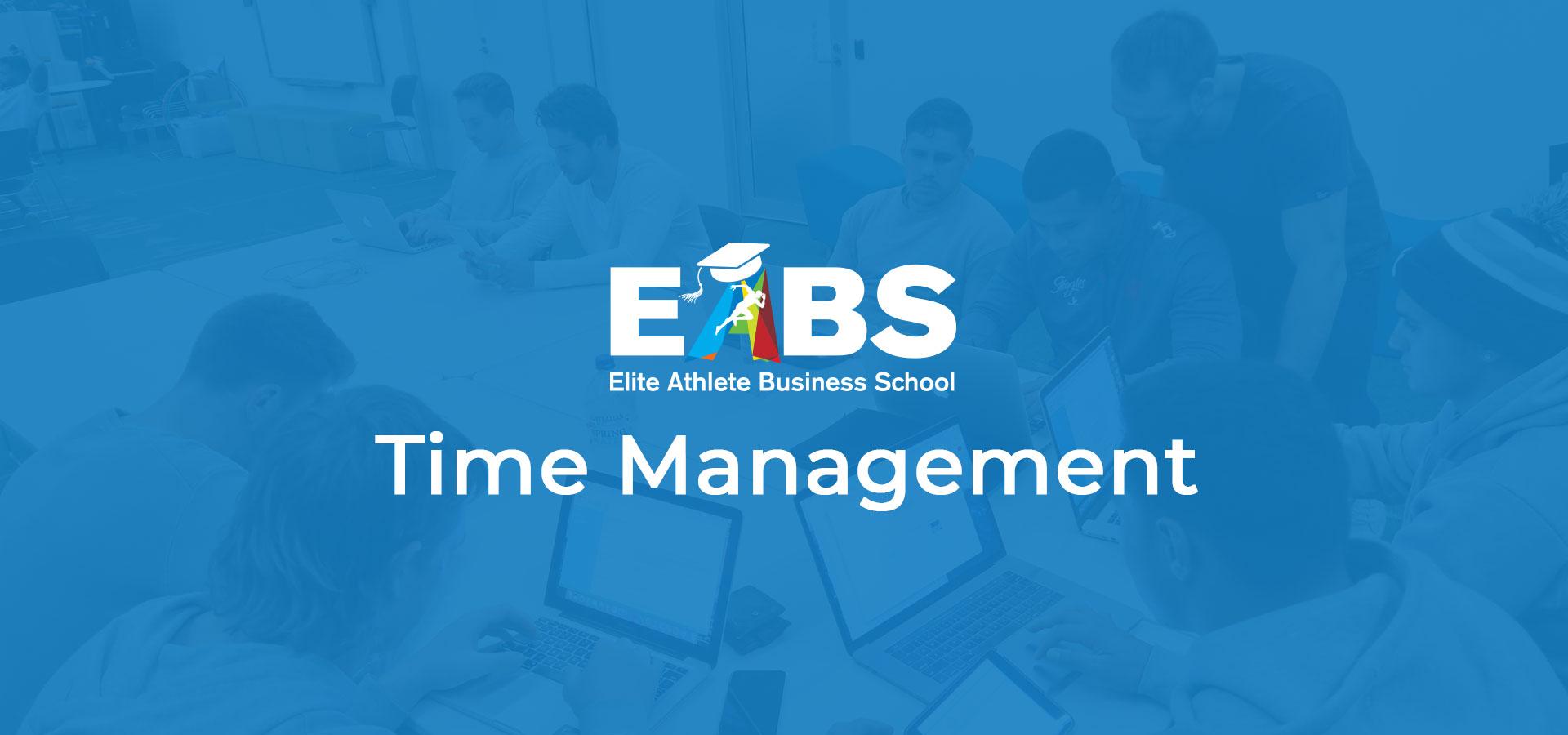 EABS-Workshop-Time-management