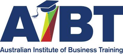AIBT Australian Institute of Business Training logo